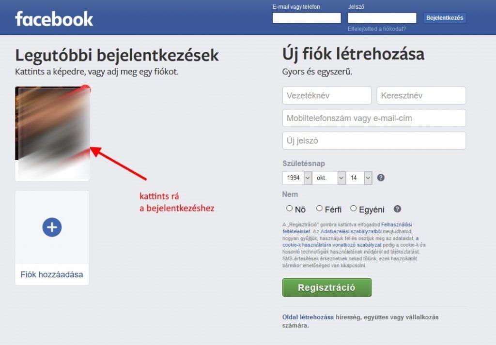 M Facebook Hu BejelentkezГ©s