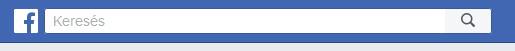 Facebook email keresés már nem működik