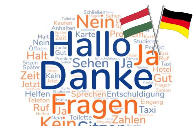 Németországi magyarok info