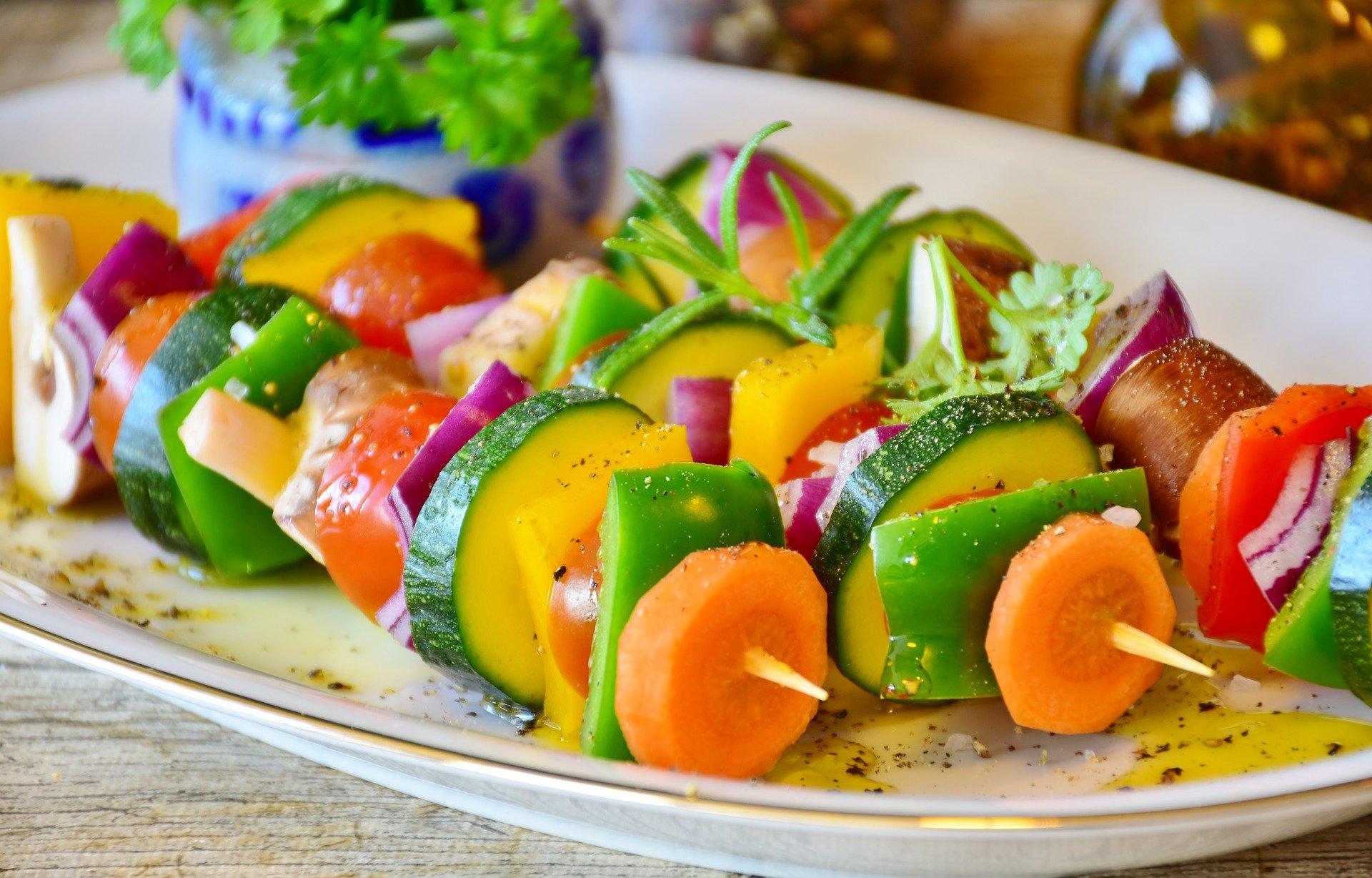 vegentariánus étel